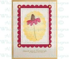 Blossoms13 - Blooming Expressions - Cling Mount Sets 1-25 - Gallery