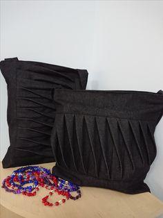 Black jeans bags.