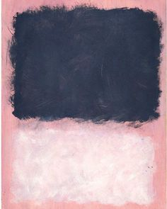 "1,668 Likes, 9 Comments - Atelier Doré (@atelierdore) on Instagram: ""Mark Rothko, Untitled I, 1967. #AtelierDoréInspiration"""