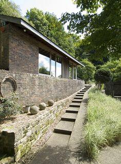 The Open Air Sculpture House By Marek Rytych Architekt - Open-air-sculpture-residence-by-marek-rytych-architekt