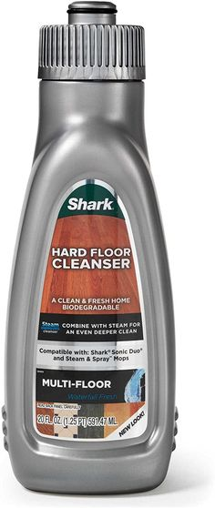 Shark Steam Energized Multi-Floor Hard Floor Cleanser - New Look Cleaning Items, Deep Cleaning, Cleaning Supplies, Hard Floor, Fresh And Clean, Biodegradable Products, Cleanser, New Look, Shark
