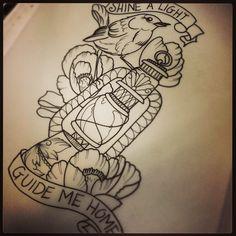 .@xoxo_hailz | #tattoodesign#ink#love#cantwait#tattoo