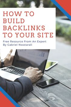 How to Build Backlinks to Your Website - Link Building Strategies For SEO   Commercial web giants like Google, Yahoo and Bing drive the majority of web traffic that flows!Even though other platforms like social media can generate traffic to your website,