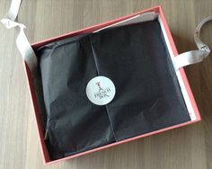 French Box Subscription Review - September 2014 Ribbon