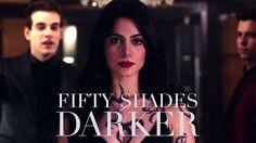 "Shadowhunters ""Fifty Shades Darker"" Promo | Emeraude Toubia | Alberto Rosende | David Castro | All dem smoking hot Hispanic actors | Raphael is judgy as always"