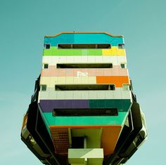 Matthias Heiderich #minimalist #urban #landscapes #Berlin #Germany