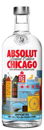Absolut Chicago - Absolut Vodka