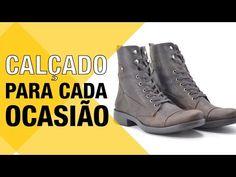 Conheça o calçado masculino ideal para cada ocasião | MHM