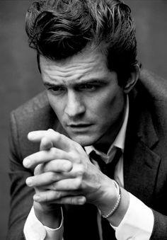 Orlando Jonathan Blanchard Bloom (1977) - English actor. Photo by Matthew Brookes