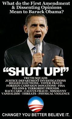 The Hypocrisy of the Black President:  A cursory glimpse of Barack Obamas Presidency