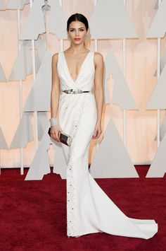 Jenna Dewan Tatum | All The Red Carpet Looks From The 2015 Academy Awards
