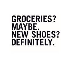 Good vs Shoes