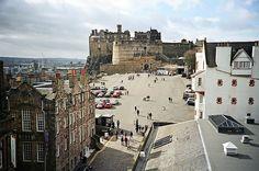 Edinburgh Castle / by teotwawki