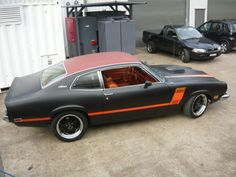 For Sale is my 1973 Ford Maverick Grabber. Ford Maverick, Pontiac Gto, Chevrolet Camaro, Mustang Cars, Ford Mustang, Best Car Insurance, Ford Lincoln Mercury, Ford Classic Cars, Ford Fairlane