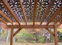 Custom Gallery | Parasoleil | Architectural Panels for Shading. Lighter than wood slats