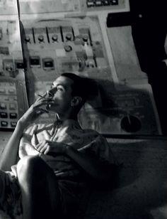 romantic-dystopia:  Yuri Pleskun by Danko Steiner
