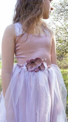 Ideas for style clothes bohemian shops Flower Girl Dresses Boho, Girls Dresses, Flower Girls, Rose Dress, Tulle Dress, Baptism Dress, Fall Dresses, Wedding Dresses, Winter Fashion Outfits