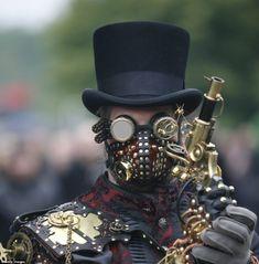 steampunk | steampunk Le steampunk de rouille et dos