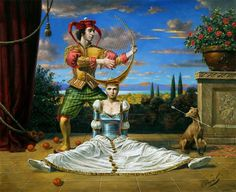 Spanish Archer Blues 2008 - Michael Cheval