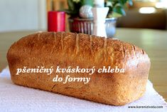 Yummy Food, Tasty, How To Make Bread, Different Recipes, Desserts, Delicious Food, Good Food