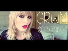 GRWM September 2016 | MICHELA ismyname ❤️