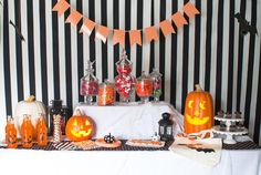 Throw the perfect Halloween bash! #TrickorSweet #ad