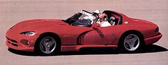 Loved the Dodge Viper after I saw it at the 1991 Indy 500.