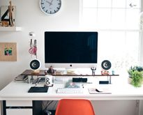 20 Minimal Home Office Design Ideas