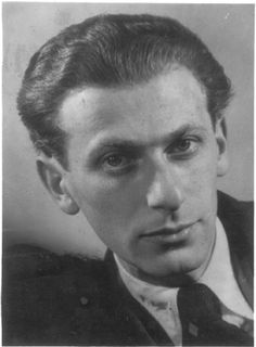 "The Hungarian poet, Miklós Radnóti, who had seen others shot in November 1944 and, correctly, foresaw his own death in the fourth of his Razglednicas: ""And I could hear / A voice above me say: der springt noch auf. / Earth and dried blood mingling in my ear.""  