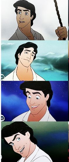 prince eric,the little mermaid