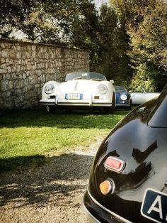 porsche 356 Roadster #porsche
