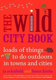 wild city book cover
