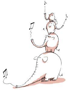 Oscar Julve, Elephant quartet