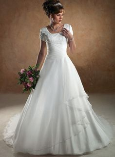 another lovely wedding gown