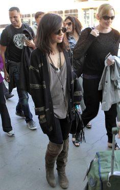 Vanessa Hudgens Shoes