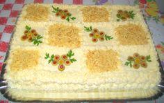 Bolo salgado de pão de forma de frango. Conheça nossa receita. Sagada, Tinkerbell Party, Sandwich Cake, Milanesa, Iranian Food, Food Art, Food And Drink, Cooking Recipes, Tableware