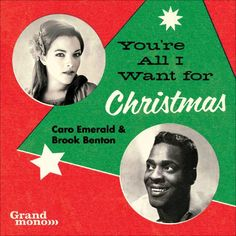 "That Christmasy Feeling (@thatchristmasyfeeling) on Instagram: ""I prefer the Brook Benton original, but I dig this vintage-inspired cover design by Daniël…"""