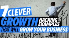 Growth Hacking, Need Someone, Growing Your Business, Online Business, Clever, Investing, Success, How To Get, This Or That Questions