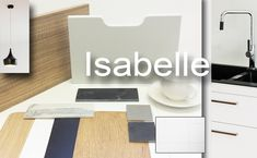 Featuring Albedor's newest design the Isabelle door. Available in all Thermo Formed colours and finishes.