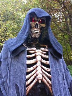 Ultimate Grimm Reaper costume