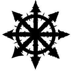 chaos symbol - Sök på Google