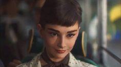 """""""Wskrzeszenie"""" Audrey Hepburn"""