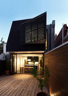 East Melb Home - Zenibaker Architects