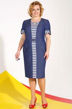 Платье женское, размер 64, артикул ВЛ-959