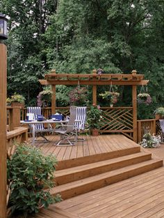 How To Build A Deck: Deck Building Basics for the DIYer from @Susan Caron Kirby How To #DIY #Deck #Building