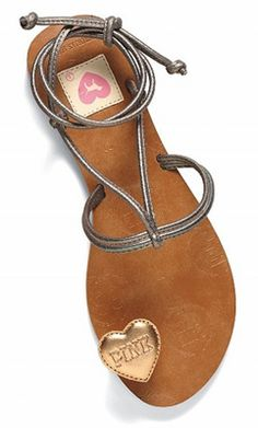 I think I've pinned every color in these adorable sandals(;