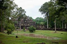 Baphuon Temple in Siem Reap