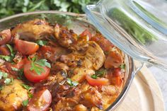 This Chicken Comes Out So Tender And Has Such A Warm, Full Flavor! We Can't Get Enough!