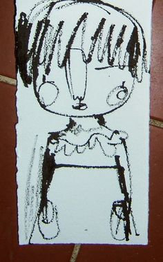 The Itsy Bitsy Spill: Being Happiness is to lose yourself in Art - Magaly Ohika