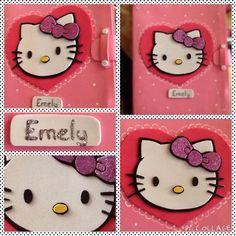 Carpeta kitty personalizada
